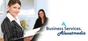 Business Services Provider Alexatmedia