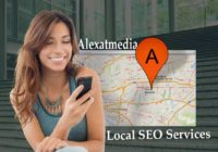 Local SEO Services Provided From Alexatmedia