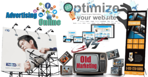 Old Marketing Vs Advertising Online