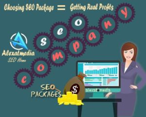 SEO Company Of SEO Package