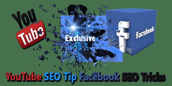 YouTube SEO Tip Facebook SEO Tricks
