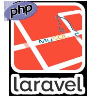 PHP Laravel Webdesign